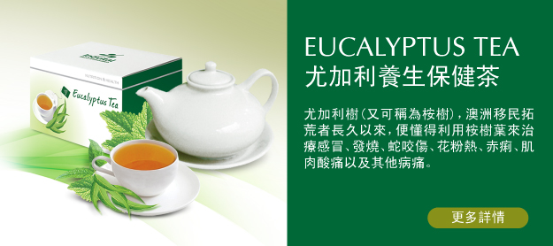 Small-Panel (Eucalyptus Tea)Chi
