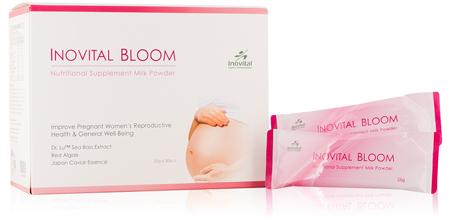 ino_BLOOM-孕婦媽媽營養素